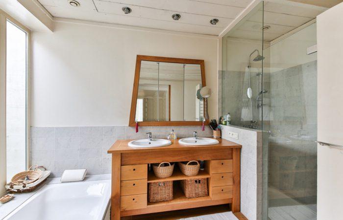Weet je niet wat je moet kiezen als badkamer plafond?