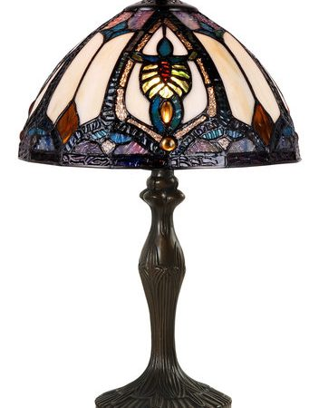 Mooie Tiffany artikelen als een Tiffany bureaulamp bij HomeHappiness
