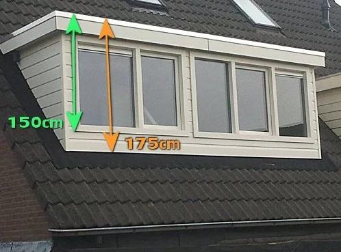 dakkapel in Veenendaal